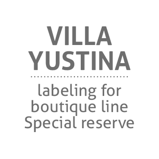 gallery EYES Company VillaYustina Special Reserve Special reserve label